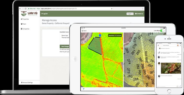 precision agriculture mobile app