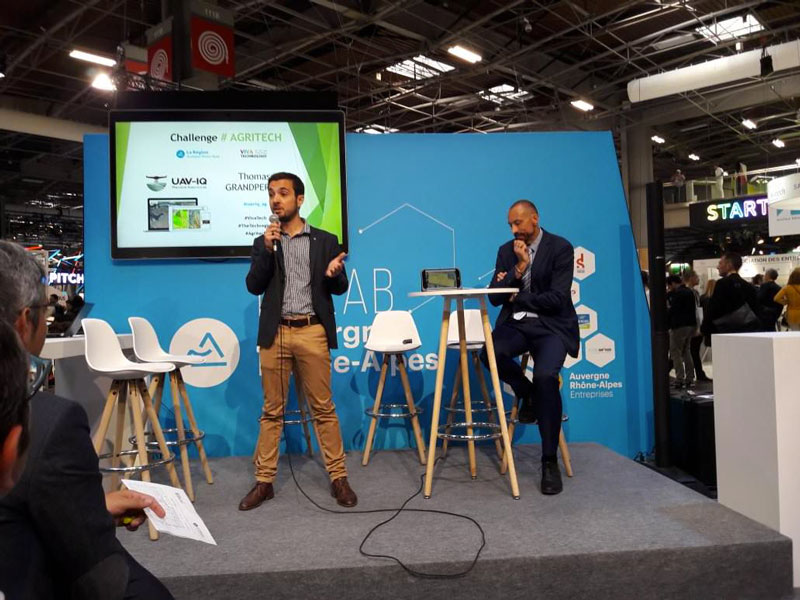 The Future Of AgTech At The Viva Technology Trade Show In Paris
