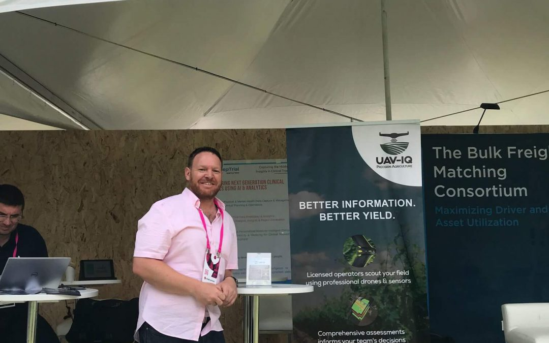 UAV-IQ Honored as a Startup World Champion for Startupfest